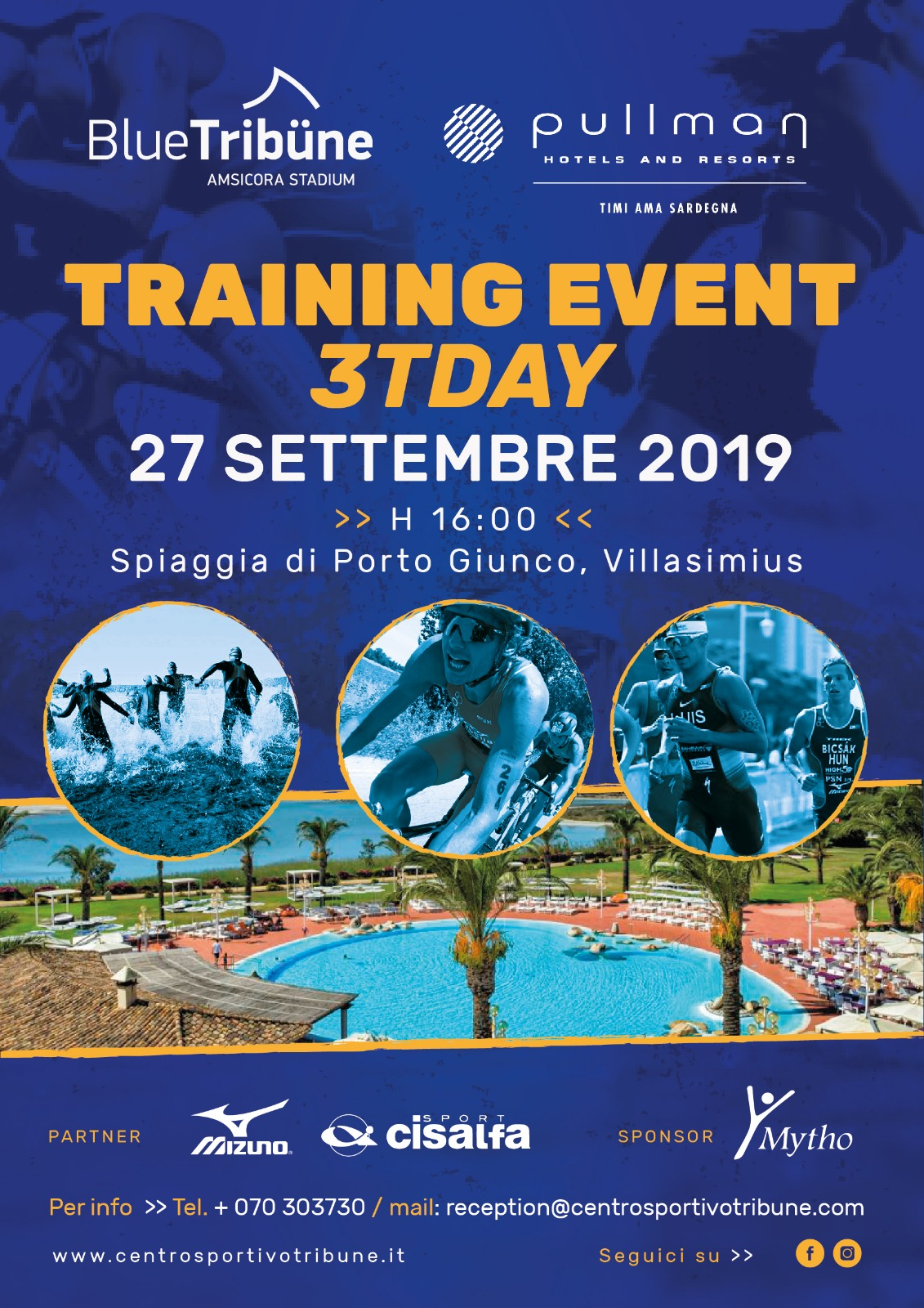 Locandina Training Event 2019